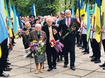 Андрей Гальченко: Горе и боль утрат от второй мировой войны понесла каждая семья. Мы должны сберечь
