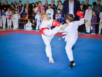 В Кривом Роге прошли соревнования по рукопашному бою