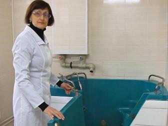 «Благодаря реконструированной Александром Вилкулом радоновой больнице уникальное лечение смогут полу
