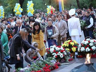 Андрей Гальченко: 9 мая – не просто историческая дата, это символ Великой Победы!