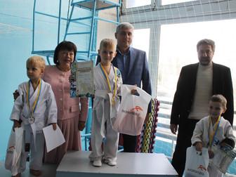 Андрей Гальченко постоянно оказывает поддержку криворожским спортсменам