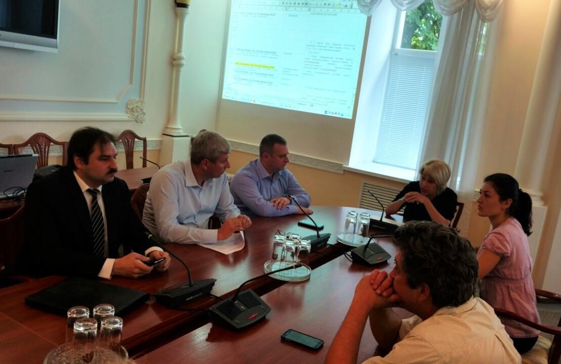 Андрей Гальченко Оппозиционный блок