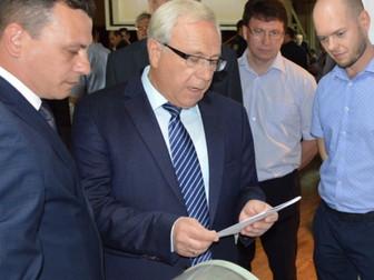 В Кривом Роге при поддержке Константина Павлова и Андрея Гальченко создается украино-польский научно
