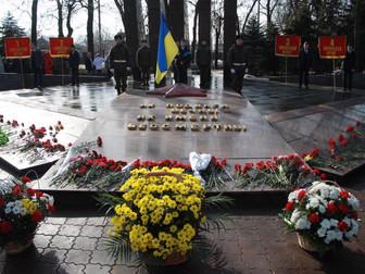 Поздравления с 73-й годовщиной освобождения Кривого Рога от немецко-фашистских захватчиков