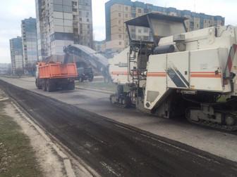 В Долгинцевском районе на Восточном начались ремонтные работы на центральных и межквартальных дорога