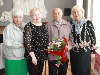 Поздравление ветерана Кривошея Валентина Григорьевича с 91-летием