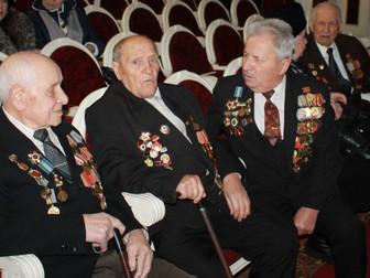 В Кривом Роге отметили 30-летний юбилей ветеранской организации