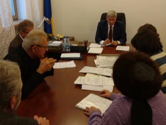 В приемной ВР состоялся личный прием граждан народным депутатом Андреем Гальченко