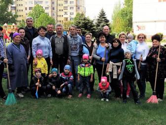 Благоустройство бульвара Кирова  с неравнодушными жителями улицы