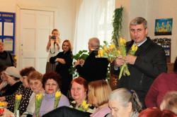 Гальченко Андрей Владимирович. Поздравление с 8 марта