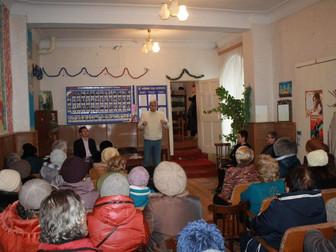 Андрей Гальченко провел встречу с жителями своего округа 32