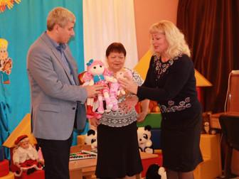 «День добра» в криворожском городском Центре социальной реабилитации детей инвалидов