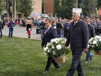 Андрей Гальченко: Кривой Рог становится духовным центром Украины