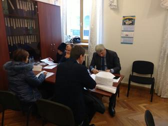 В декабре депутаты Оппозиционного блока провели личный прием в ВР