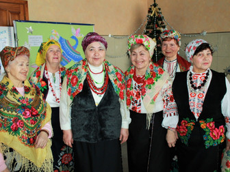 При поддержке народного депутата Андрея Гальченко  прошло мероприятие ««Щедрий вечір, добрий вечір!»