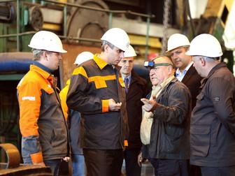 Андрей Гальченко: «Сохраним промышленность - защитим Кривбасс»