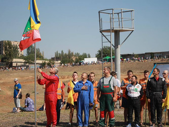 При поддержке Андрея Гальченко в Кривом Роге прошли «Гонки на выживание», в которых приняли участие