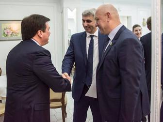 Андрей Гальченко принял участие в обсуждении приоритетных законов по энергоэффективности