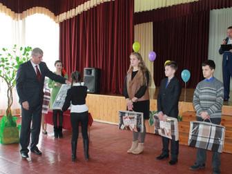 Андрей Гальченко поздравил победителей конкурса «Моя большая семья»