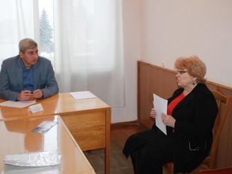Народный депутат Андрей Гальченко провел личный прием граждан