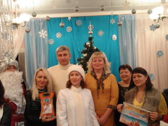 Малыши к новому году получили от  Андрея Гальченко подарок-музыкальный центр