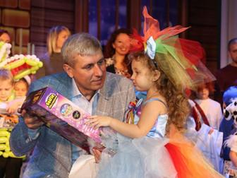 Андрей Гальченко: Дарить детям праздник и видеть их счастливые улыбки – именно для этого мы проводим
