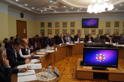 Андрей Гальченко заседание Комиссии