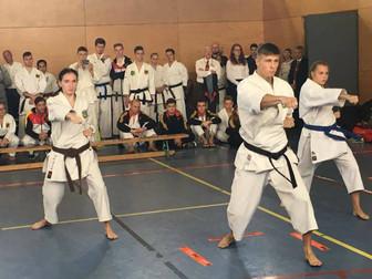 При поддержке Андрея Гальченко криворожские спортсмены-рукопашники приняли участие в Чемпионате Евро