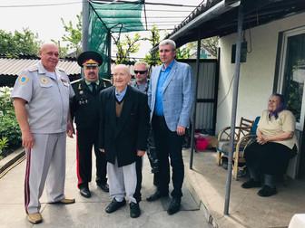 Андрей Гальченко: Низкий поклон ветеранам за их подвиг! Павшим воинам-освободителям – вечная память!