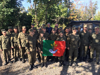 Народный депутат Андрей Гальченко поздравил военнослужащих части 3011 на передовой