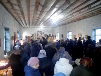 В Кривом Роге открыли новую церковь в честь Андрея Первозванного