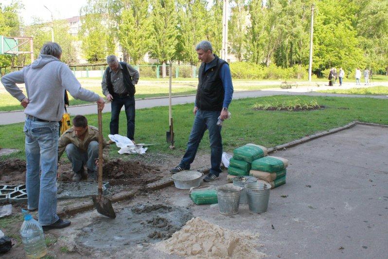 Андрей Гальченко, округ 32