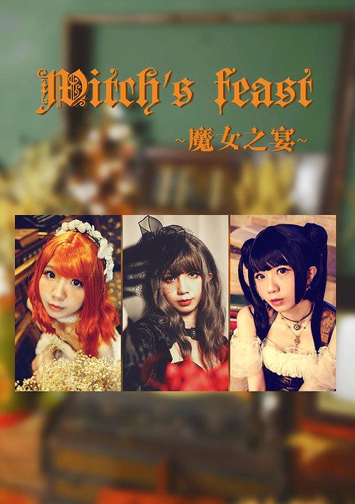 "KuroAya Original""Witch's Feast""PhotoBook"