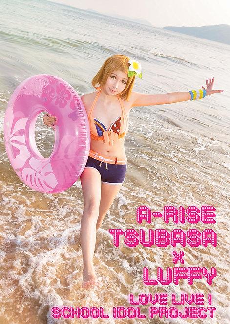 TSUBASA x LUFFY Photobook