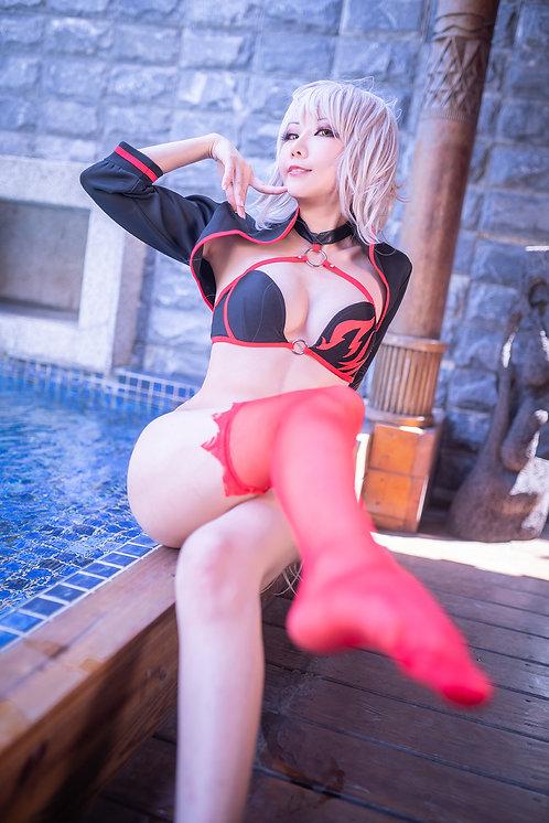 YangYi FGO Jeanne Alter 《Dark Return》PhotoBook