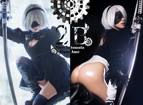 HaneAme NieR:Automata 2B PhotoBook