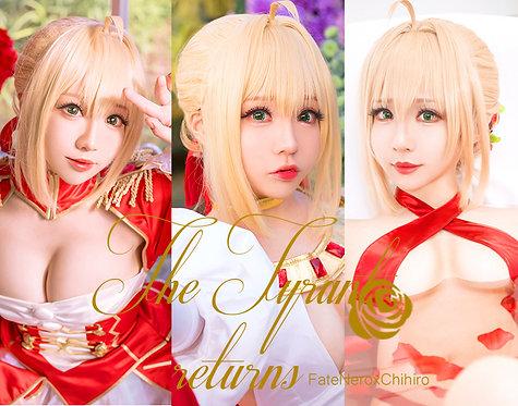 """Chihiro Fate Nero """"The Tyrant Returns"""" PhotoBook"""