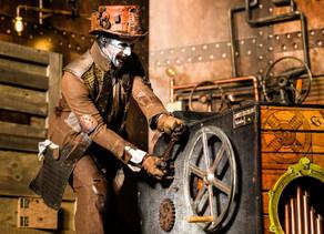 Recyclage et récupération : Une valeur forte du spectacle musical « Gabor et les chapeaux rouillés »