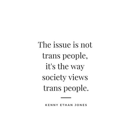 Trans Day of Remembrance.