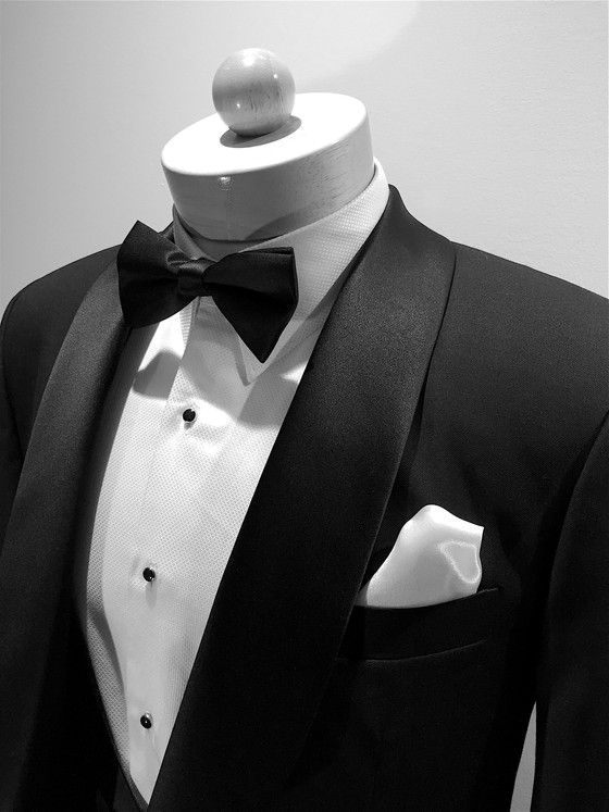 """Getting Married? Say """"I Do"""" with Hajjy & Sons Luxury Tuxedo"""
