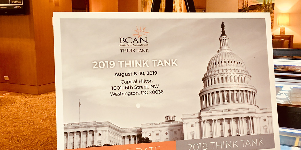 2019 Bladder Cancer Think Tank