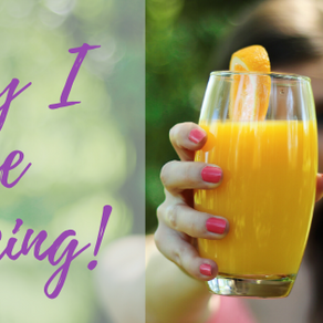 Why I Love Juicing!