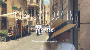 Our first day in Roma
