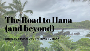 The Road to Hana (and beyond)