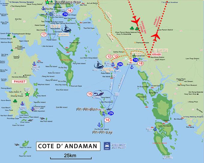 2014 Thaïlande