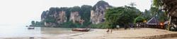 Presqu'île de Krabi - Notre plage
