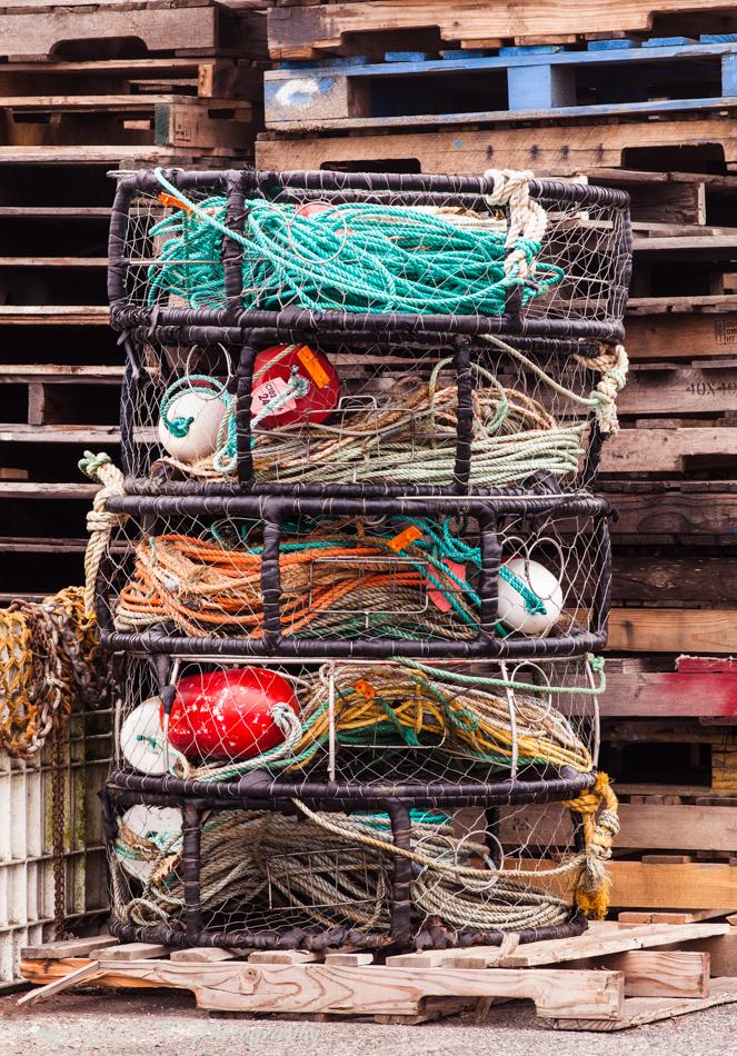 Crab Traps & Pallets