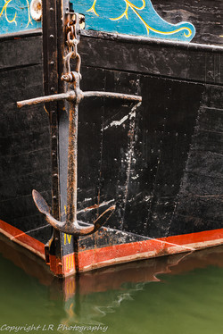 Prow & Anchor, Thames Barge I