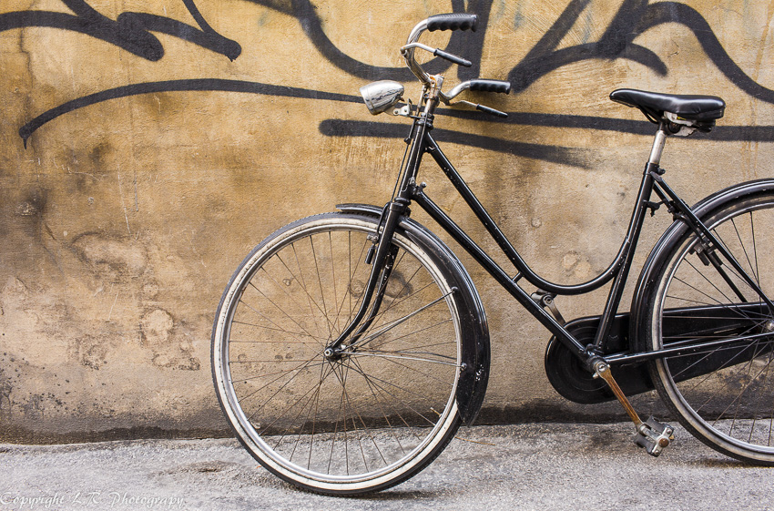 Bicycle, Grafitti