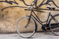 Bicycle, Grafitti